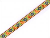 Stuha krojová žltá 25 mm