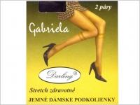 Podkolienky GABRIELA stretch zdravotné