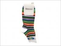 Ponožky dámske vzorované
