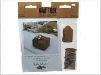 Kraft Box Rustic Collection