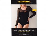 Dámske body Cotonella AD843