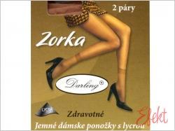 Ponožky ZORKA zdravotné s lycrou