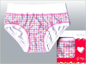 Dievčenské nohavičky FUXIA