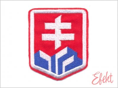 Nažehľovačka Logo SZĽH