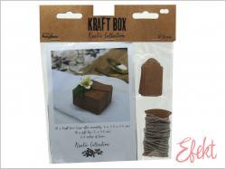 Kraft Box Rustic Collection