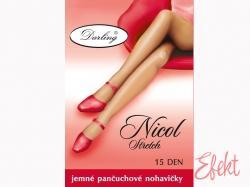 Pančuchy Nicol stretch